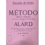 Alard, D.- Metodo Vol.4 - (metodo Violin) [Libro]