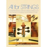 All for Strings Book 1 String Bass [Libro]
