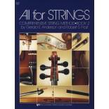 All for strings Violin Book 2 [Libro]