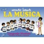Aprende jugando la música [Libro]