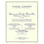 200 etudes nouvelles Vol. 2 [Libro]