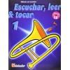 Escuchar, Leer & Tocar Vol. 1 Trombon [Libro]