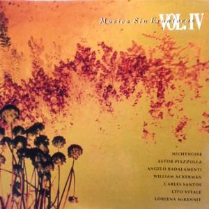 Musica sin fronteras - Vol IV [Vinilo]