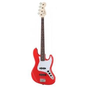 Affinity Series Jazz Bass Rojo [Bajo Eléctrico]