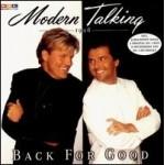 Modern Talking - Back for good 1998 [CD]