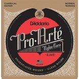 D'addario EJ 45 Guitarra Clásica [Juego de Cuerdas]