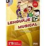 Lenguaje Musical 1B Grado Elemental (Felix Sierra) [Libro + CD]