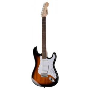 Fender Squier Bullet Strat Brown Sunburst [Guitarra Eléctrica]