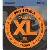 D'addario EPS510 Regular Light 10-46 Guitarra Eléctrica [Juego de Cuerdas]