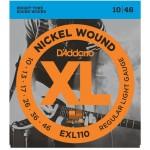 D'addario EXL-110 (10-46) Guitarra Eléctrica [Juego de Cuerdas]
