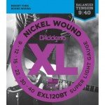 D'addario EXL120BT (10-46) Guitarra Eléctrica [Juego de Cuerdas]