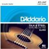 D'addario EJ40 (11-47) Guitarra Acústica [Juego de Cuerdas]