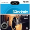 D'addario EXP11 (12-53) Guitarra Acústica [Juego de Cuerdas]