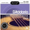 D'addario EXP26 (11-52) Guitarra Acústica [Juego de Cuerdas]