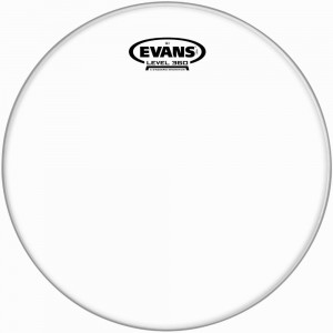 Evans TT10G1 Clear [Parche Timbal]