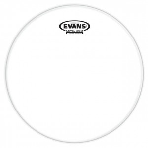 Evans S13H20 Hazy 200 Snare side [Parche Timbal]