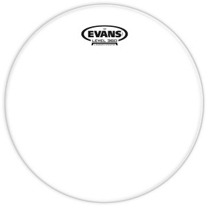 Evans TT13G2 Clear [Parche Timbal]