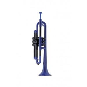 pTrumpet azul [Trompeta Sib]