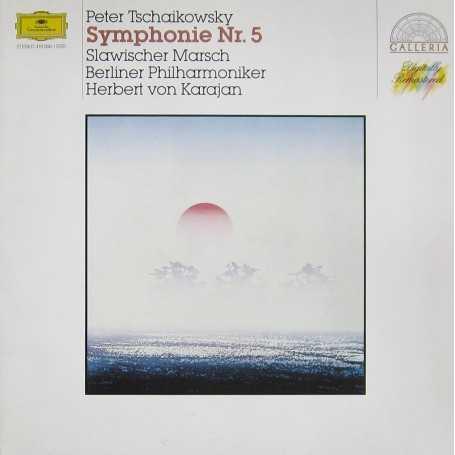 Tchaikovsky Symphony 5 [Vinilo]