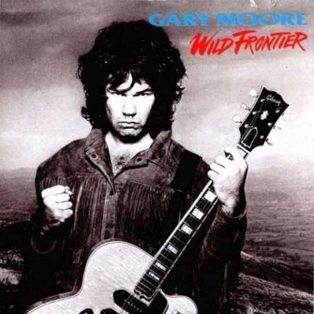 Gary Moore - Wild Frontier [Vinilo]