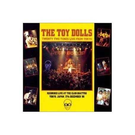 The Toy Dolls - Twenty tunes live from Tokio [Vinilo]
