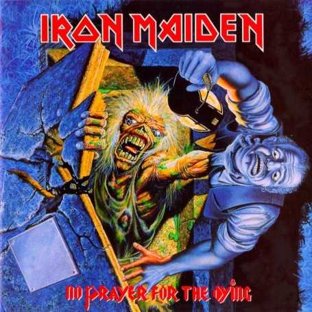Iron Maiden - No prayer for the dying [Vinilo]