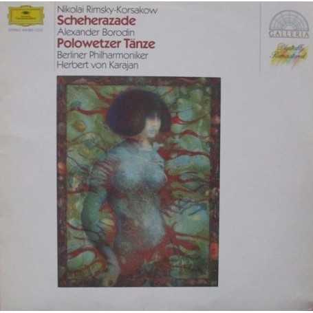 Korsakov - Scheherazade / Borodin: From Prince Igor [Vinilo]