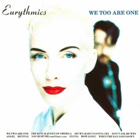 Eurythmics - We too are one [Vinilo]