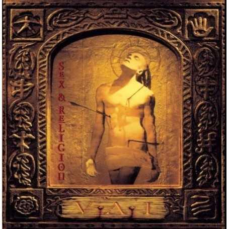 Steve Vai - Sex & Religion [Vinilo]