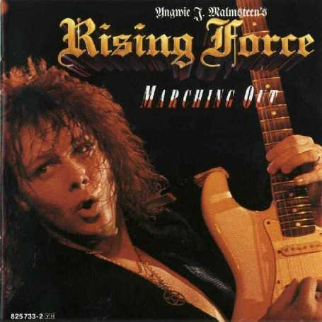 Yngwie J. Malmsteen's Rising Force - Marching Out [Vinilo]