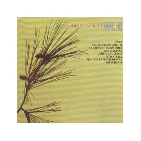 Musica sin fronteras Vol. II [Vinilo]