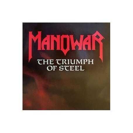 Manowar - The Triumph of steel [Vinilo]