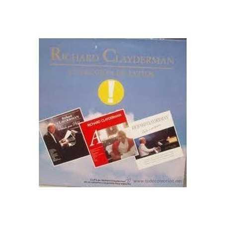 Richard Clayderman - Colección de éxitos [Vinilo]