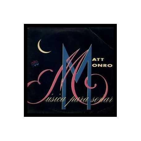 Matt Monro - Música para sonar [Vinilo]