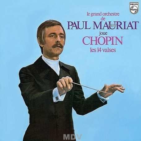 La Gran Orquesta de Paul Mauriat* interpreta Chopin - Los 14 Valses [Vinilo]