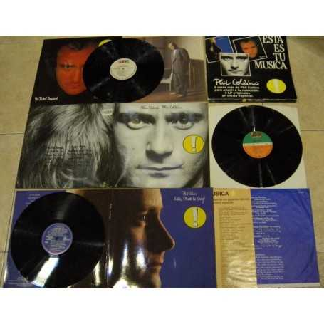 Phil Collins - Esta es tu música  [Vinilo]