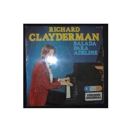 Richard Clayderman - Balada para Adeline [Vinilo]