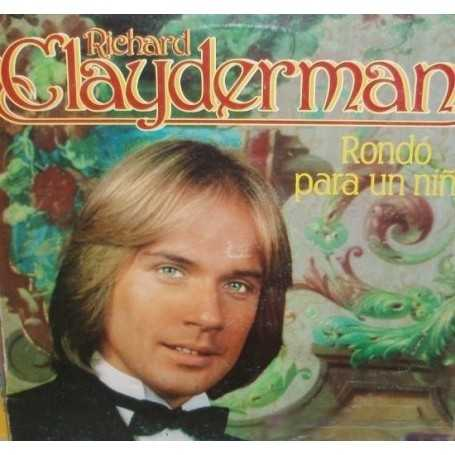 Richard Clayderman - Rondó Para Un Nino [Vinilo]