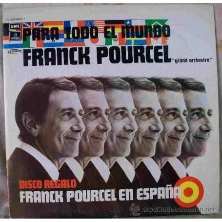 Franck Pourcel Grand Orchestre - Para Todo El Mundo [Vinilo]