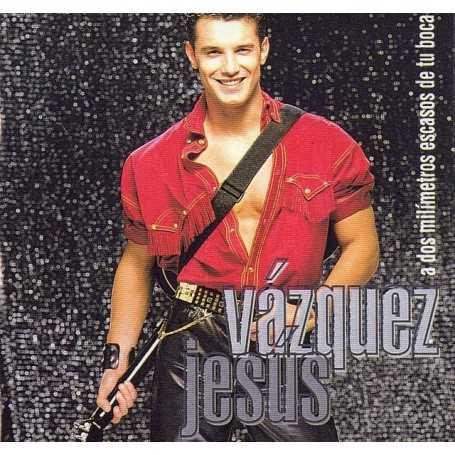 Jesus Vázquez - A dos milímetros escasos de tu boca [Vinilo]