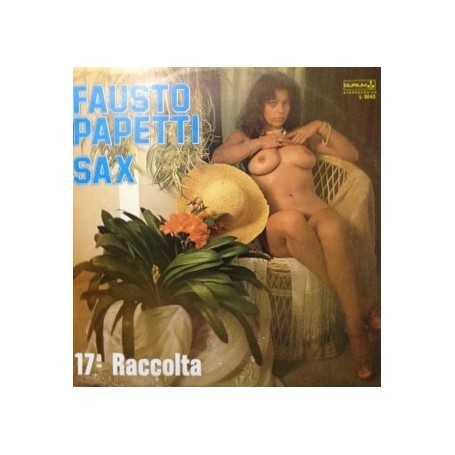 Fausto Papetti - Sax, 17 Raccolta [Vinilo]