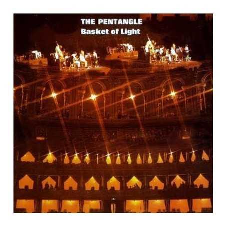 The Pentangle - The Pentangle & Basket Of Light [Vinilo]