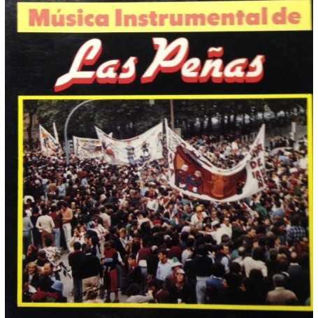 Música instrumental de las Penas [Vinilo]
