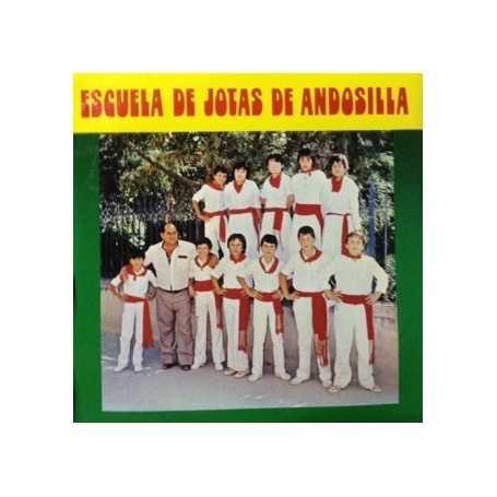 Escuela de jotas de Andosilla [Vinilo]