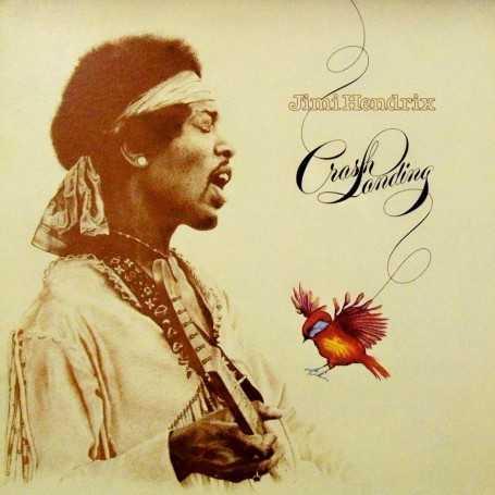 Jimi Hendrix - Crash Landing [Vinilo]