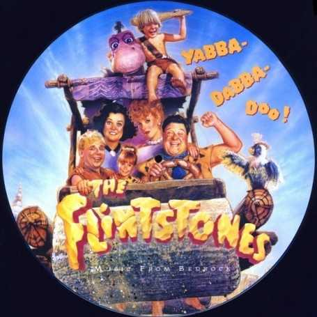 The Flintstones, Music From Bedrock [Vinilo]