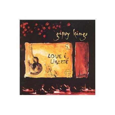 Gipsy kings - love & liberté [Vinilo]