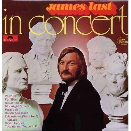James Last - In concert [Vinilo]