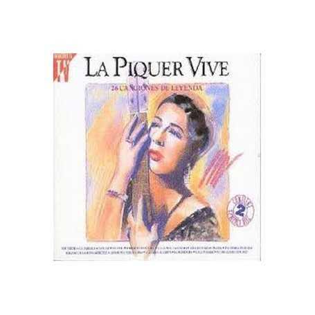 Conchita Piquer - La Piquer vive, 26 canciones de leyenda [Vinilo]