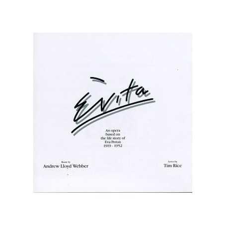 Andrew Lloyd Webber And Tim Rice - Evita [Vinilo]